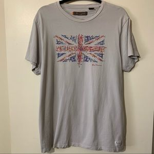 Ben Sherman Gray T-shirt